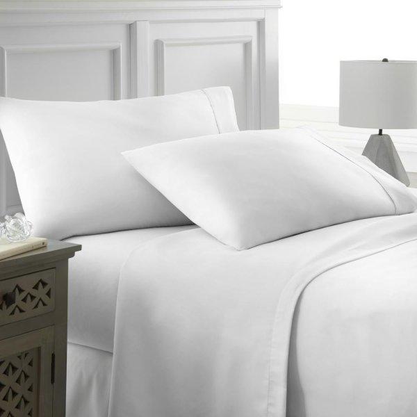 Σεντόνι (220x260) 50% Βαμβάκι - 50% Polyester 144TC Lino Home