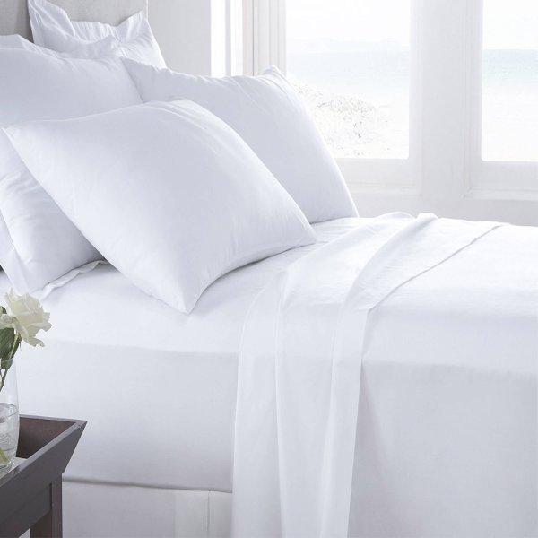 Μαξιλαροθήκη (50x70) 50% Βαμβάκι - 50% Polyester 160TC Lino Home