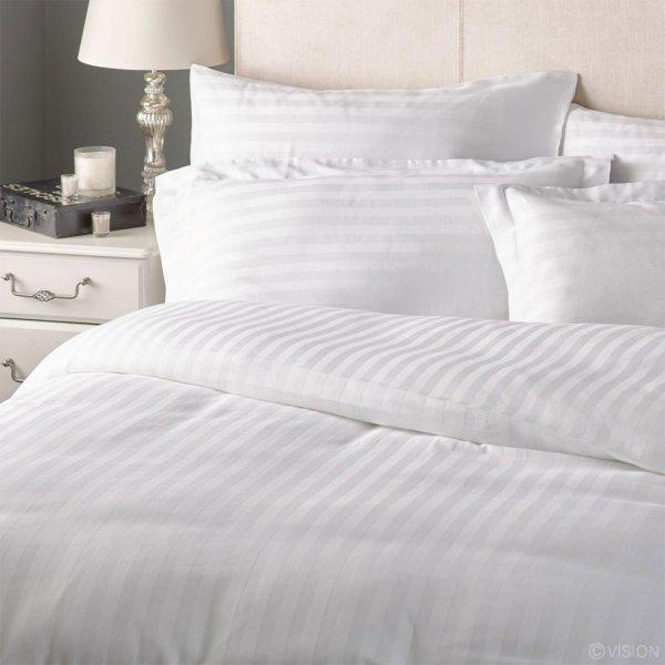 Σεντόνι Satin Striped (240x270) 60% Βαμβάκι - 40% Polyester 220TC Lino Home