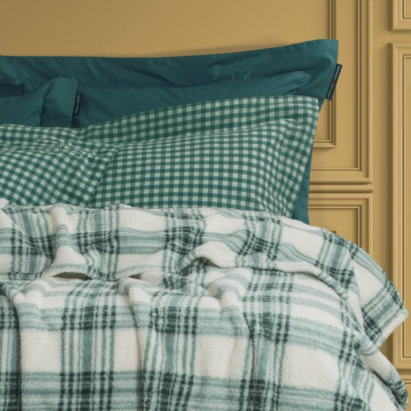 Κουβέρτα Fleece Υπέρδιπλη 2432 Greenwich Polo Club