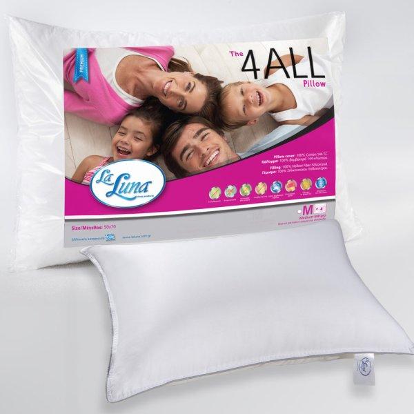 Μαξιλάρι Ύπνου 4ALL Medium La Luna