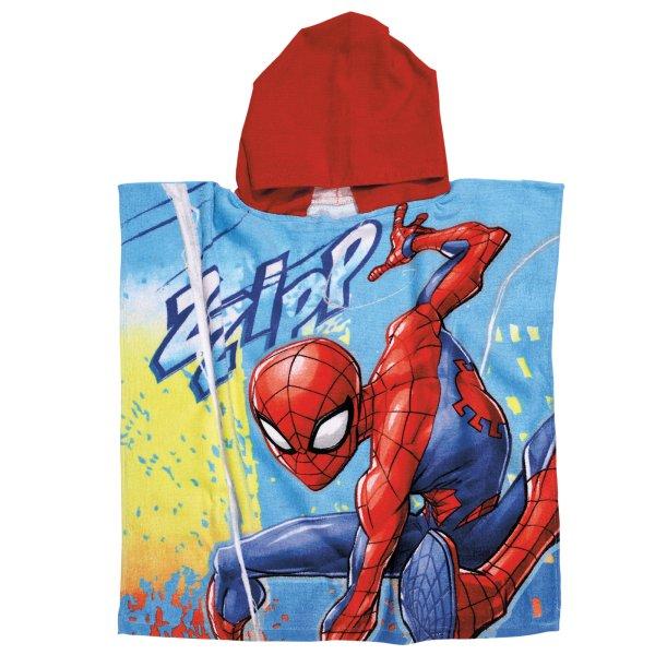 Παιδικό Πόντσο Θαλάσσης Spiderman 5835 Das Kids