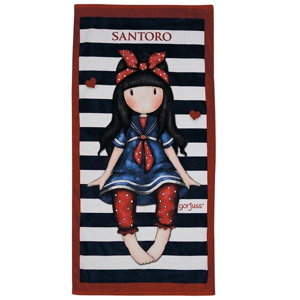 Παιδική Πετσέτα Θαλάσσης Santoro 5810 Das Kids