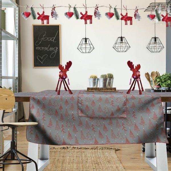 Χριστουγεννιάτικο Τραπεζομάντηλο (140x140) 0551 Das Home