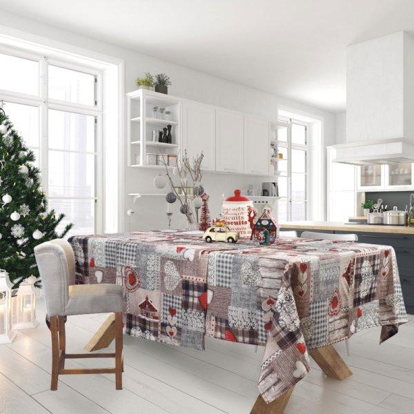 Χριστουγεννιάτικο Τραπεζομάντηλο (140x220) 0571 Das Home