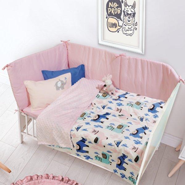 Κουβέρτα Fleece Κούνιας Bubble Relax 6549 Das Kids