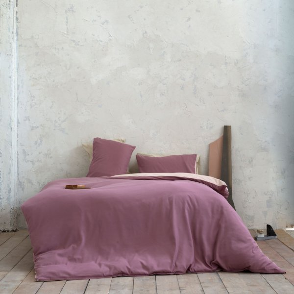 Πάπλωμα Γίγας Abalone Cassis/Powder Pink Nima Home