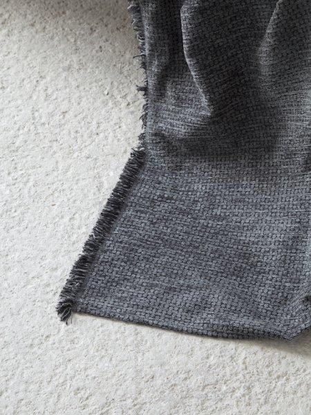 Ριχτάρι Πολυθρόνας (180x180) Blend Gray Nima Home