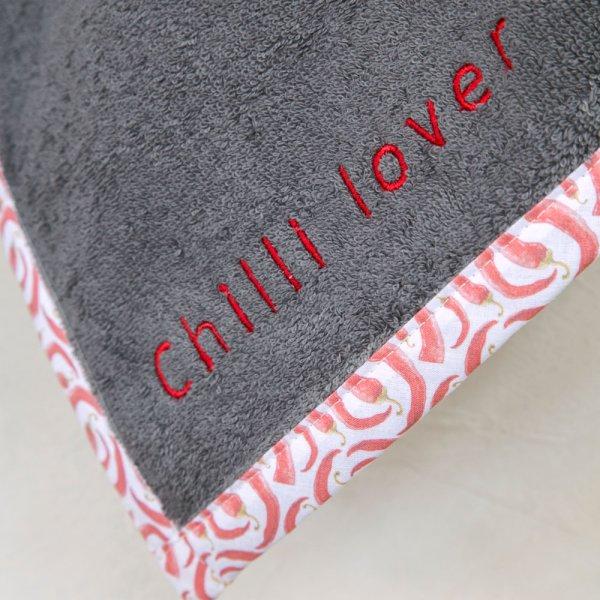 Πετσέτα Κουζίνας Chilli Lover Nima Home