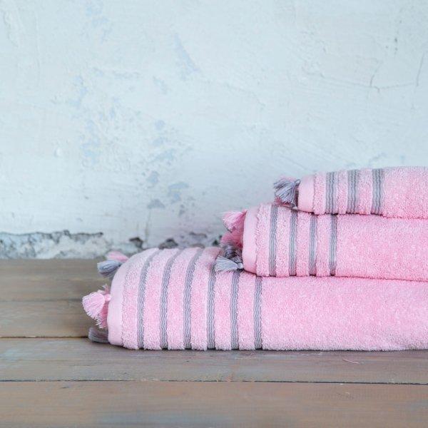 Πετσέτα Χεριών Demure Pink Nima Home