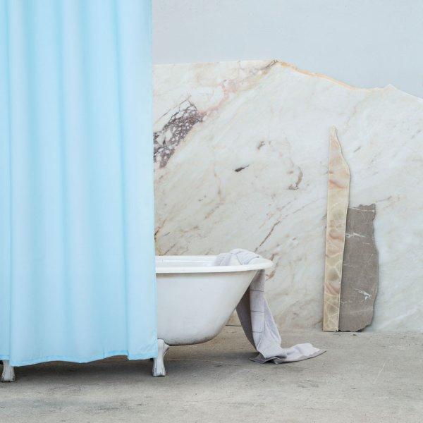 Κουρτίνα Μπάνιου (180x200) Essential Blue Nima Home