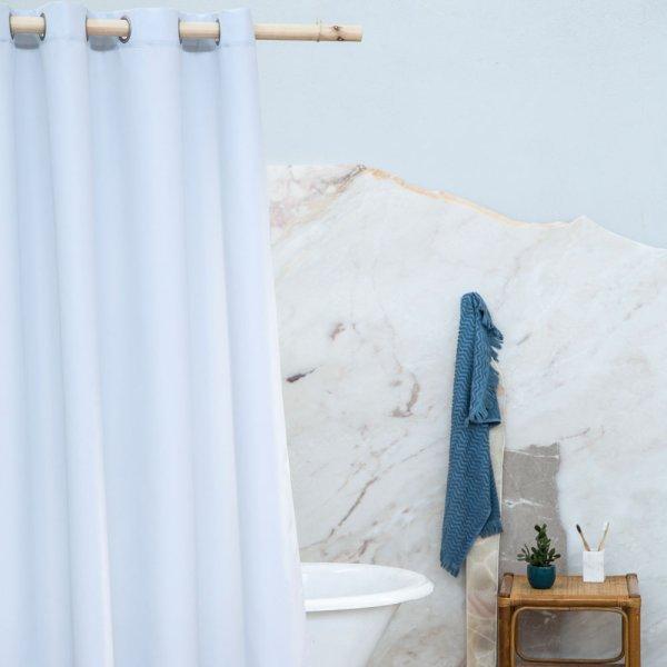 Κουρτίνα Μπάνιου (180x200) Essential Gray Nima Home