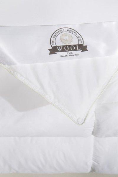 Πάπλωμα Μάλλινο Κούνιας Wool Natural La Luna