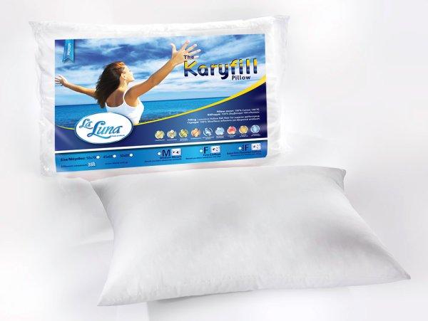 Μαξιλάρι Ύπνου (50x80) Karyfill Firm La Luna