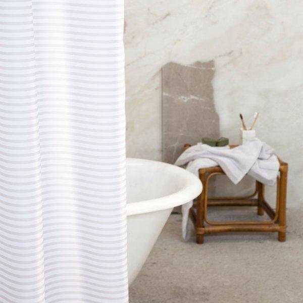 Κουρτίνα Μπάνιου (180x200) Linium Nima Home
