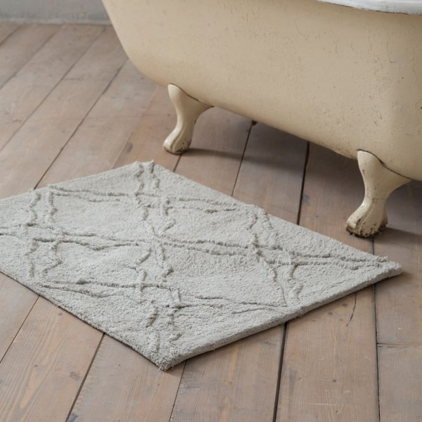 Χαλάκι (60x90) Perla Gray Deco Nima Home