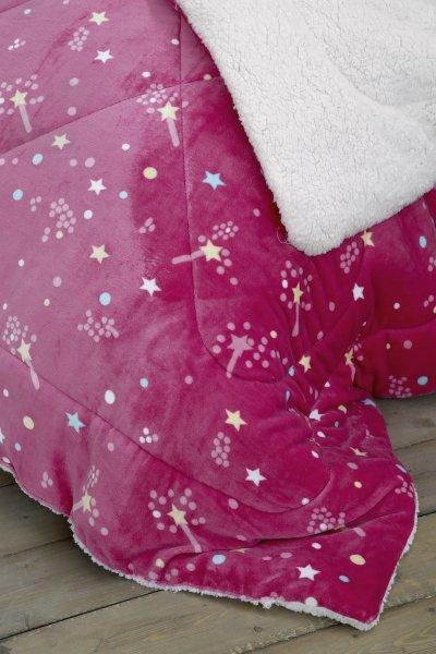 Κουβερτοπάπλωμα Μονό Sprinkle Fairy Nima Kids