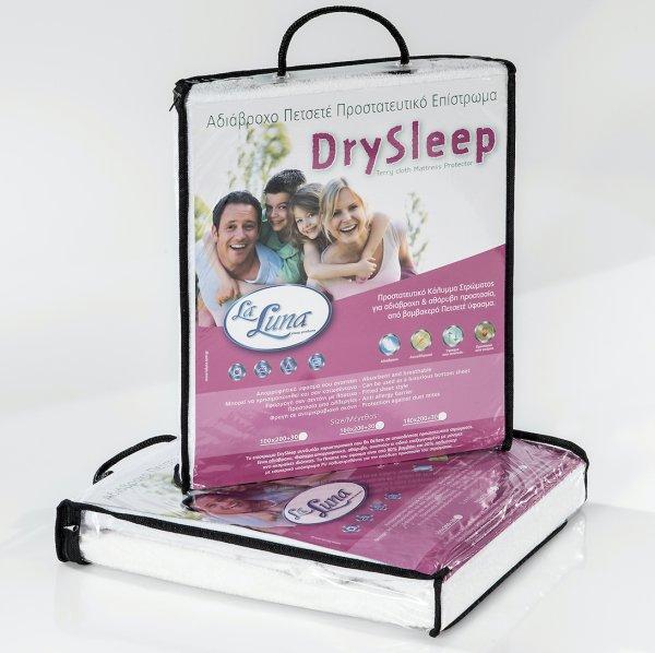 Κάλυμμα Στρώματος Αδιάβροχο Κούνιας Dry Sleep La Luna