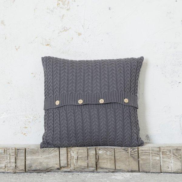 Διακοσμητικό Μαξιλάρι Moal Gray Nima Home