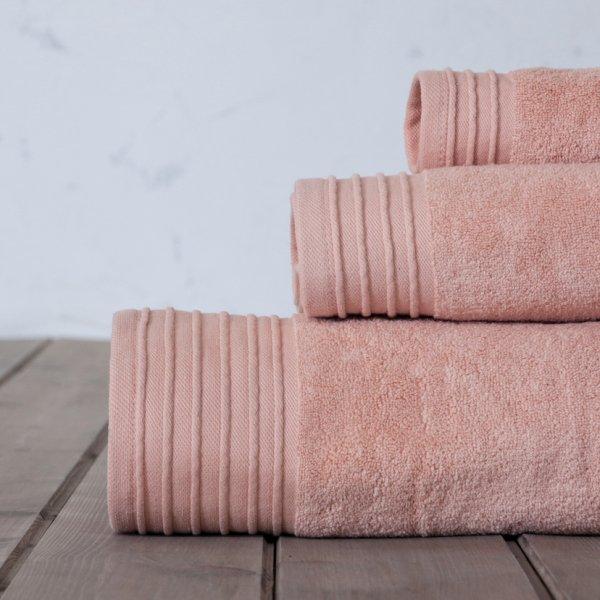 Πετσέτα Σώματος Feel Fresh Powder Pink Nima Home