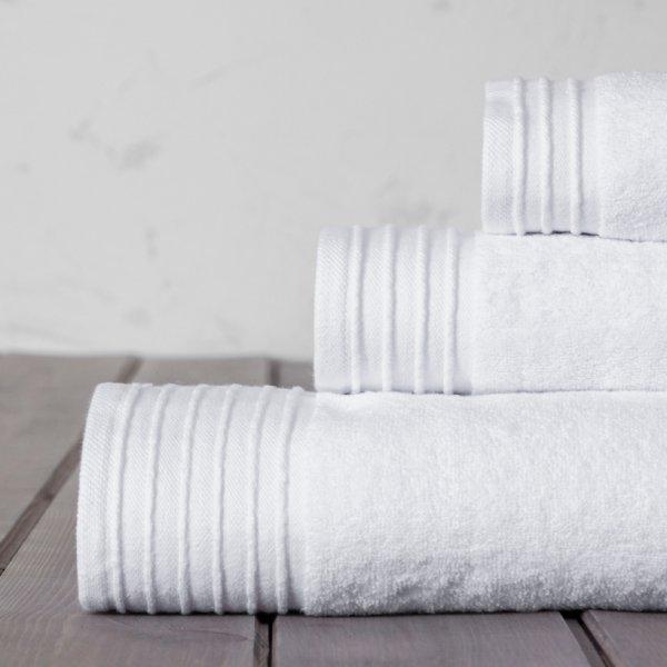Πετσέτα Προσώπου Feel Fresh White Nima Home