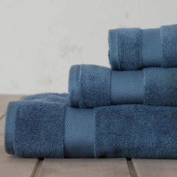 Πετσέτα Σώματος Medea Blue Nima Home