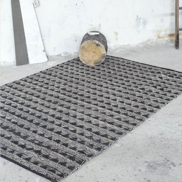 Χαλί (120x180) Finley Charcoal Deco Nima Home