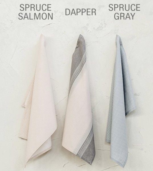 Πετσέτα Κουζίνας Spruce Gray Nima Home