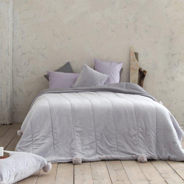 Κουβερτοπάπλωμα Υπέρδιπλο Agile Purple Nima Home