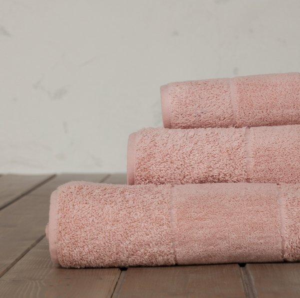 Πετσέτα Προσώπου Boca Pink Nima Home