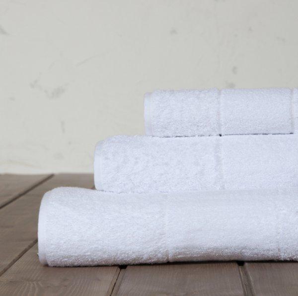 Πετσέτα Σώματος Boca White Nima Home