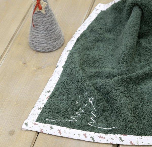 Πετσέτα Κουζίνας Pinecone Green Nima Home