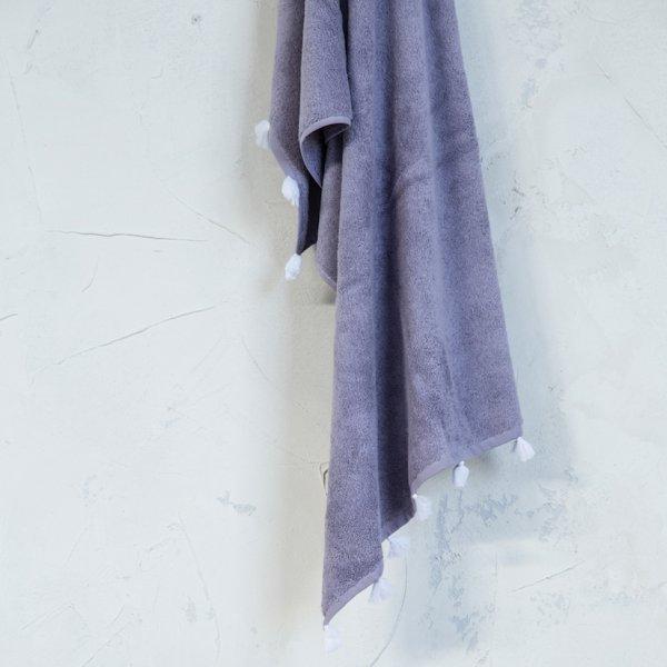 Πετσέτα Προσώπου Lavinia Lilac Nima Home