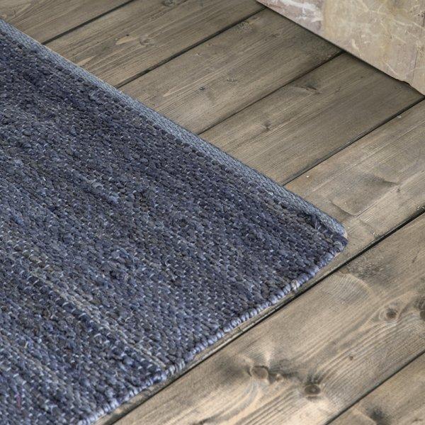 Χαλί (160x230) Sensai Dark Gray Deco Nima Home