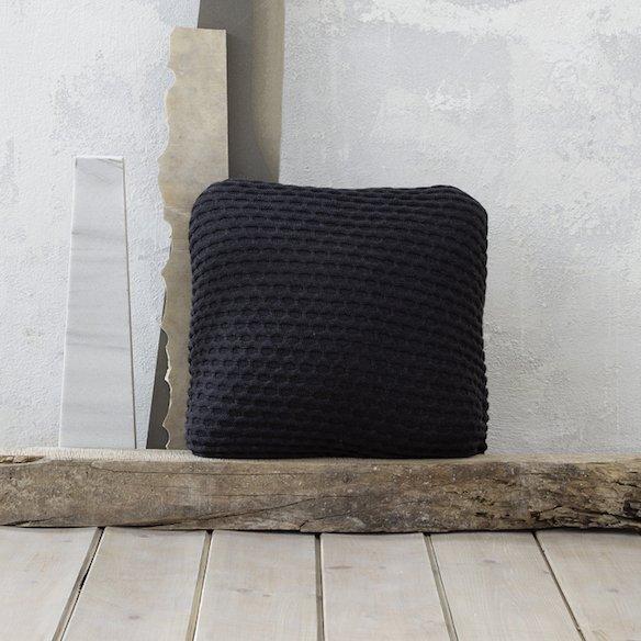 Διακοσμητικό Mαξιλάρι Ribbon Black Nima Home