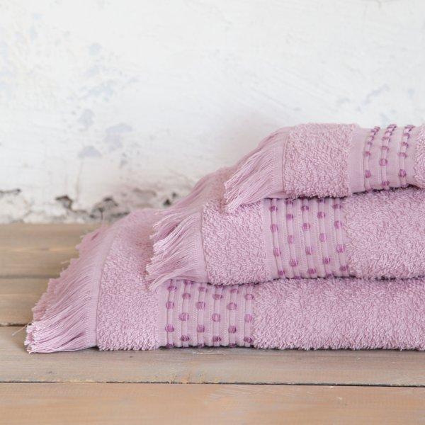 Πετσέτα Σώματος Springle Lilac Nima Home