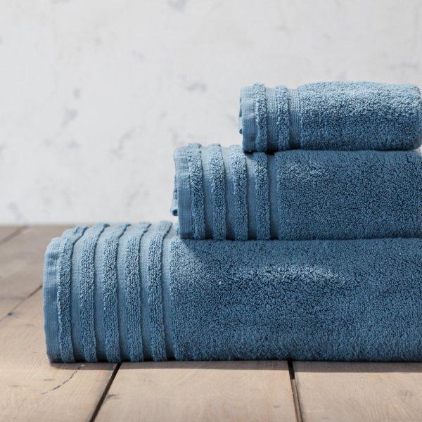 Πετσέτα Προσώπου Vista Blue Nima Home