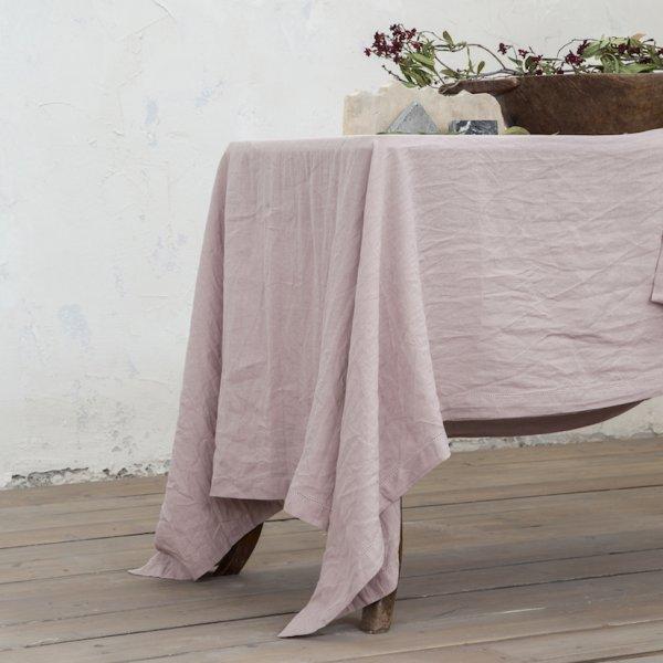 Τραβέρσα Linho Dusty Pink Nima Home