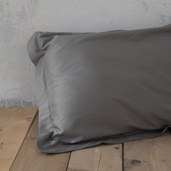 Σεντόνι Ημίδιπλο Με Λάστιχο Superior Dark Gray Nima Home