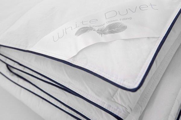 Πάπλωμα Πουπουλένιο Υπέρδιπλο White Duvet La Luna