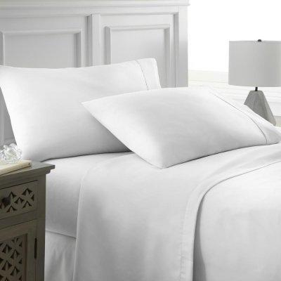 Σεντόνι (160x260) 50% Βαμβάκι - 50% Polyester 144TC Lino Home