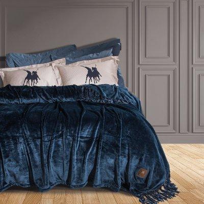 Κουβέρτα Fleece Υπέρδιπλη 2430 Greenwich Polo Club