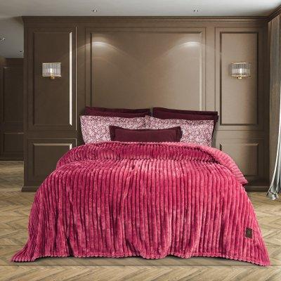 Κουβέρτα Fleece Υπέρδιπλη 2444 Greenwich Polo Club