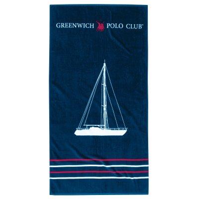 Πετσέτα Θαλάσσης Essential 3514 Greenwich Polo Club