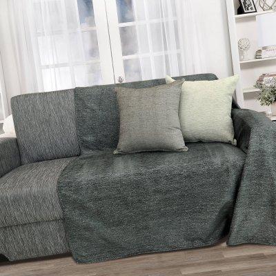 Ριχτάρι Διθέσιου (180x240) Bianca Dark Gray Lino Home