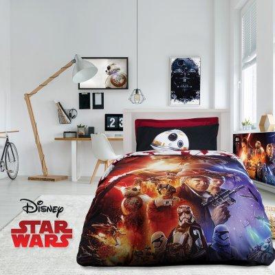Σετ Κουβερλί Μονό Starwars 5007 Das Kids