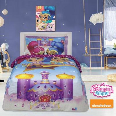 Σετ Σεντόνια Μονά Shimmer & Shine 5002 Das Kids