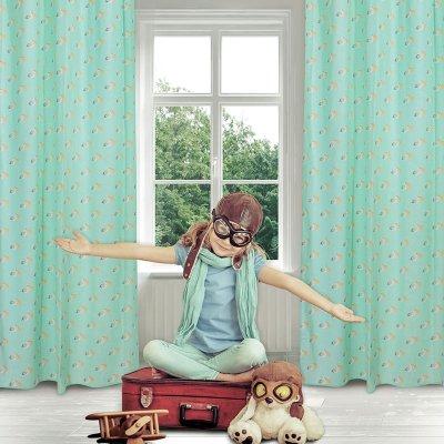 Κουρτίνα (140x260) Με Κρίκους 2158 Das Home