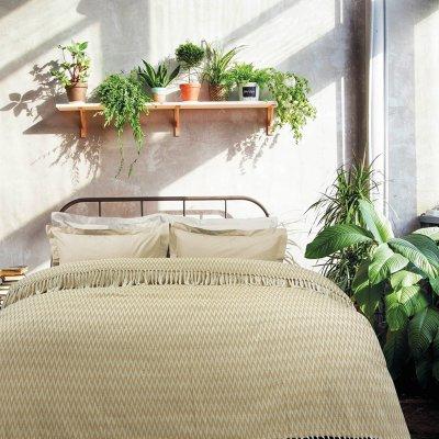 Κουβέρτα Πικέ Υπέρδιπλη Με Κρόσια 380 Das Home