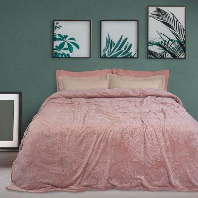 Κουβέρτα Fleece Μονή 0453 Das Home